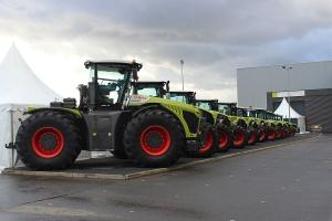 Rynek nowych ciągników – spadki również w Niemczech