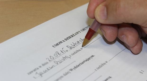Jak sporządzić umowę dzierżawy