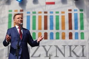 Duda: Polska potrzebuje zrównoważonego rozwoju