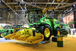 Agritechnica 2015: znamy medalistów