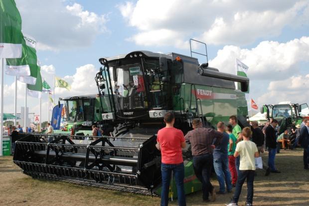 Kombajn Fendt 5225E debiutuje w Polsce podczas Agro Show 2015