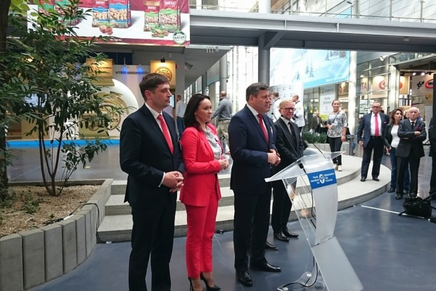 Piechociński: Nasza nadwyżka w handlu żywnością to ponad 6,5 mld euro