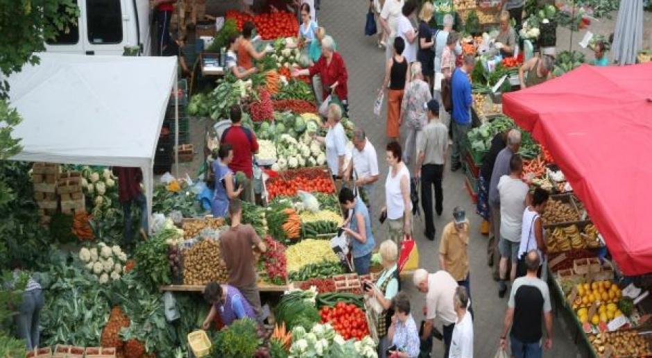 Blisko 2,9 mln zł na budowę lokalnych targowisk