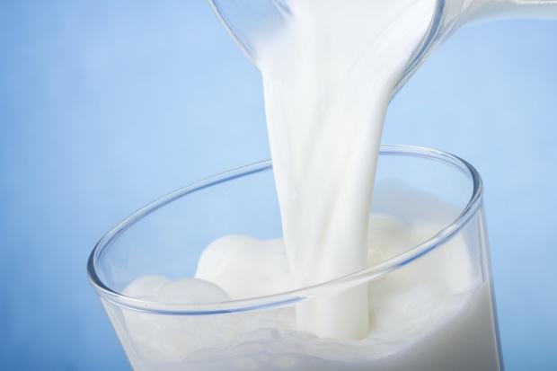 Niemieccy producenci mleka blokowali magazyn Edeka