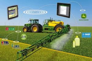 John Deere i BASF – integracja ochrony roślin