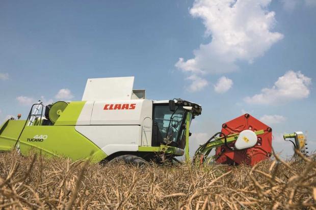 """Akcja """"Przedsmak"""" firmy Claas potrwa do końca grudnia"""