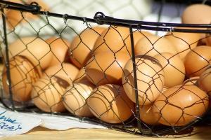 Rośnie produkcja jaj jadalnych w Polsce