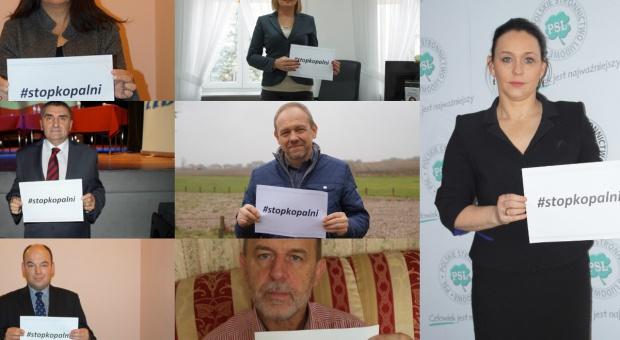 Kandydaci z południowej Wielkopolski jednym głosem przeciwko kopalni