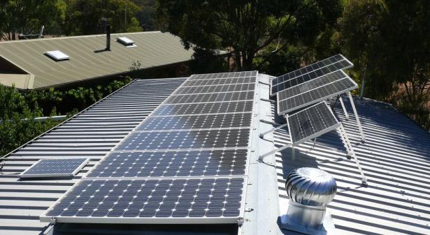 Kolektory słoneczne na prawie 600 domach w Jaśle na Podkarpaciu
