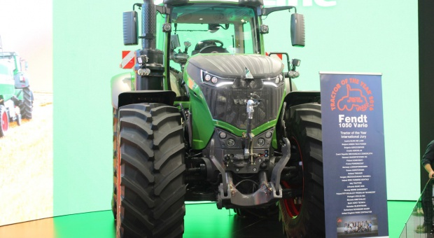 Konkurs Tractor of the Year 2016 – znamy zwycięzców