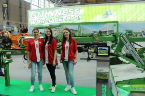Polska reprezentacja SaMaszu na targach Agritechnica, fot. kh