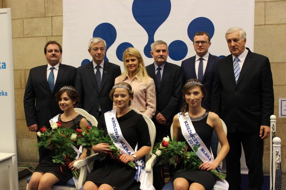 Koronacja nowej Królowej i Księżniczek Mleka 2016