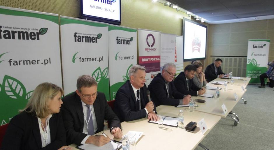 O przyszłości narodowego rolnictwa na Narodowym