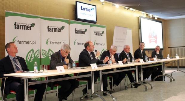 Susza tematem przewodnim panelu dyskusyjnego na konferencji Farmera