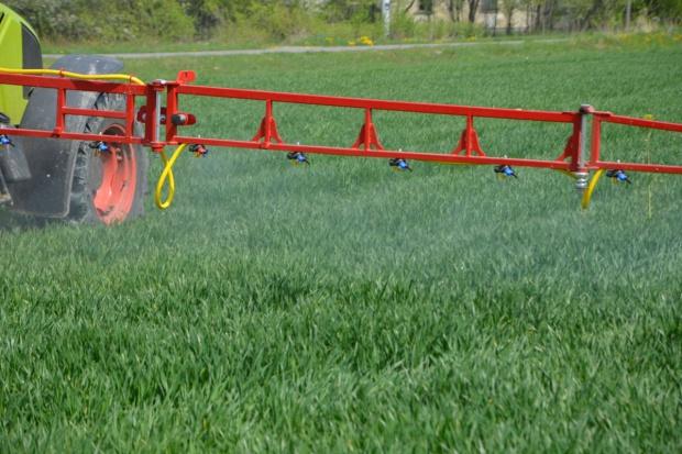 Technika aplikacji pestycydów często niedoceniana