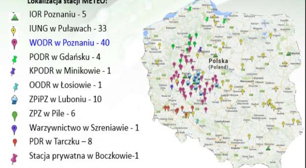 Powstaje ogólnokrajowa sieć monitorowania najważniejszych agrofagów