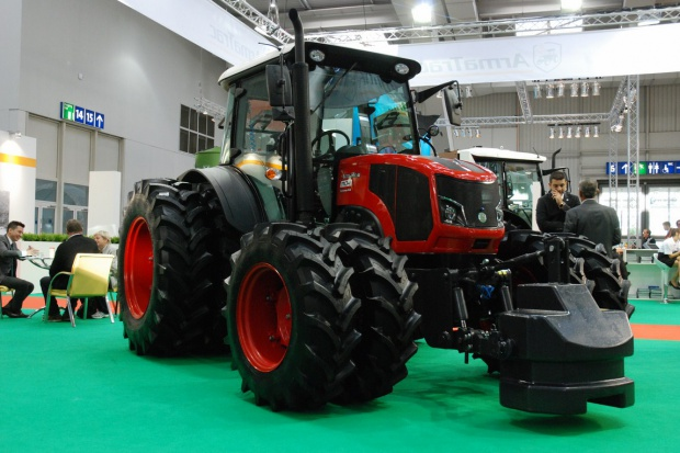 ArmaTrac propozycja ciągników o mocy 95 i 110 KM z Turcji