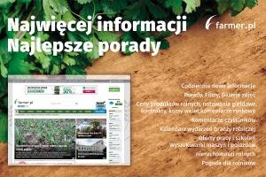 """""""Farmer.pl"""" najczęściej czytany na wsi i przez rolników!"""