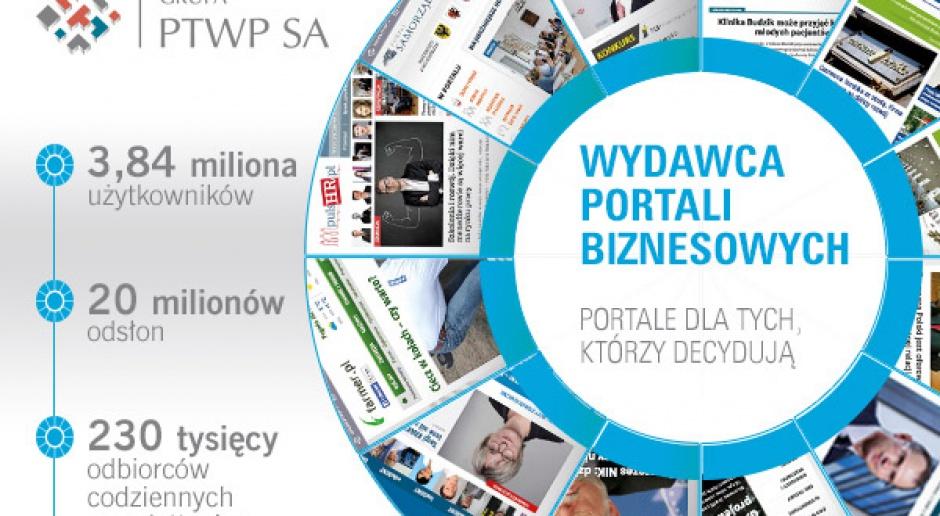 Podwójny rekord: 3,84 mln użytkowników i 20 mln odsłon portali grupy PTWP