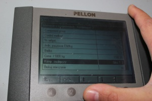Mobilne zarządzanie danymi w systemie płynnego żywienia