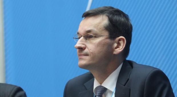 Kwestie energii głównym tematem wizyty wicepremiera Morawieckiego na Litwie
