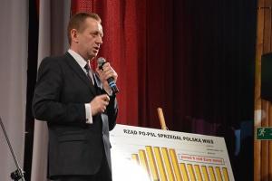 Poseł Telus: Inspekcje i agencje rolne będą służyły Polsce