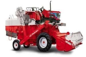 Przegląd maszyn rolniczych z całego świata - Indie