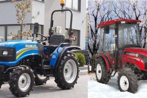 Przegląd najtańszych ciągników rolniczych
