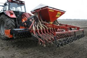 Francja: Czwarty rok z rzędu rośnie powierzchnia uprawy pszenicy ozimej
