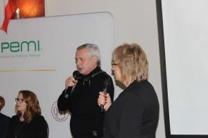 Piero Pini podkreśla, że zakład będzie produkował mięso i wędliny QAFP ale wyłącznie z mięsa, w 100 proc. pochodzącego z polskich gospodarstw.