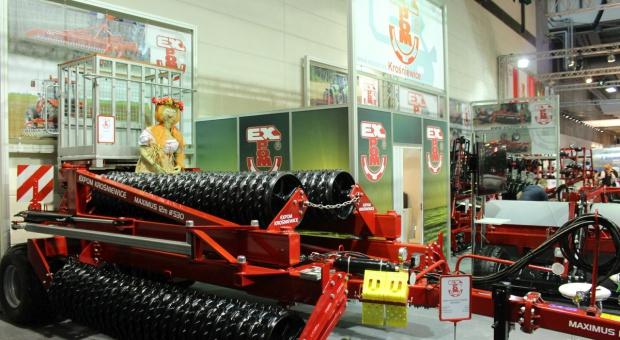 Expom Krośniewice z pełną ofertą maszyn w Hiszpanii