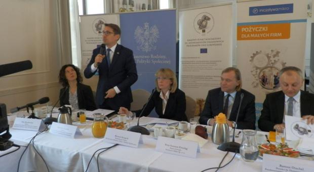 Prawie 200 mln zł dla polskich mikroprzedsiębiorców