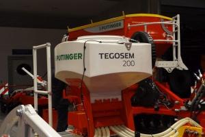 Siewnik poplonów Tegosem dla maszyn uprawowych Pöttinger