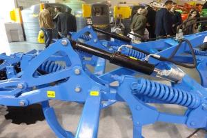 Prototypowy system hydraulicznej głębokości pracy, fot. K Wieteska