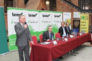 Wojciech Konieczny, zastępca red. naczelnego miesięcznika Farmer oraz portalu farmer.pl