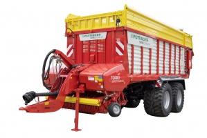 Torro Combiline gwarantuje czysty zbiór