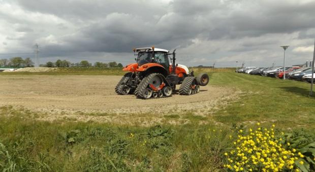 Zuidberg rozpocznie produkcję gąsienic