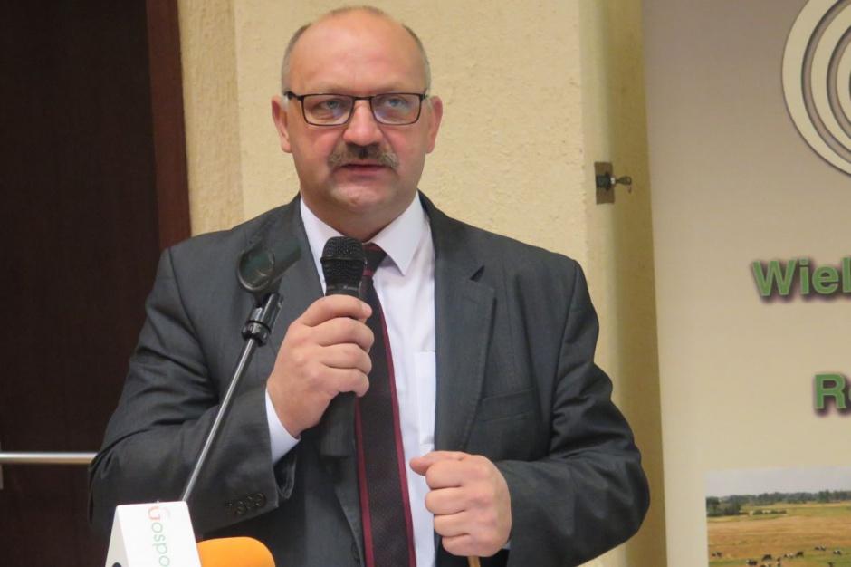 Grzegorz Majchrzak, Prezes Zarządu Wielkopolskiego Związku Hodowców Trzody Chlewnej
