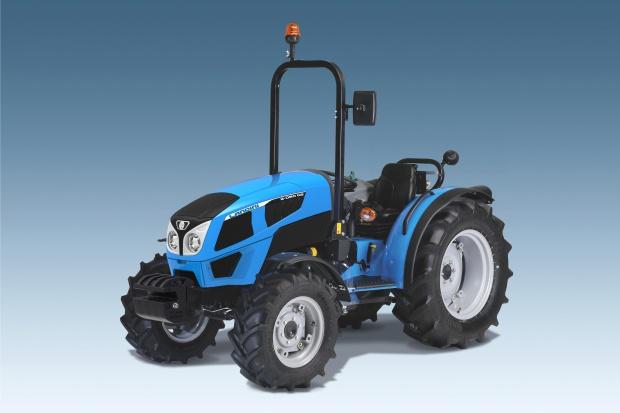 Landini prezentuje nowe modele ciągników
