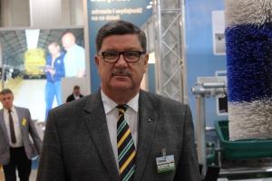 Ludwik Apolinarski, Prezes DLG AgroFood