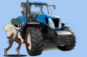 Kradną sprzęty rolnicze