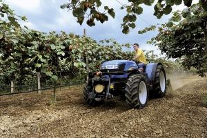 New Holland TD4020F – kompaktowy specjalista