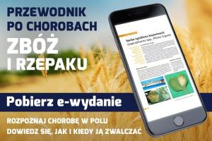 Przewodnik po chorobach zbóż i rzepaku - kup e-wydanie