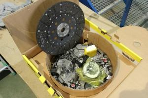 Zestaw naprawczy tzw. Rep Set sprzęgieł firmy LUK, fot. kh