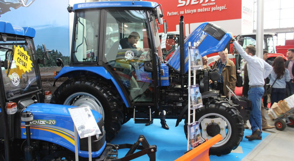 Modernizacja gospodarstw rolnych a zakup maszyn