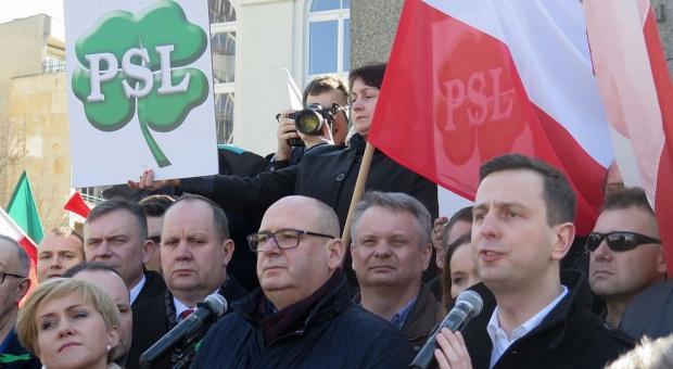 PSL: stoimy murem za polskimi przedsiębiorcami, rząd strasząc ich karami łamie prawo