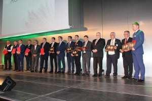 Medale Agrotech 2016 przyznane