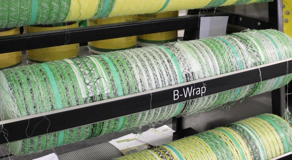 Nowe siatki do bel John Deere B-Wrap