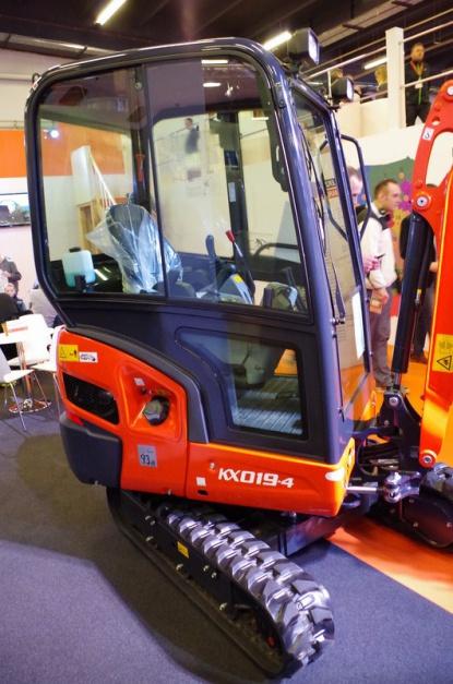 Kubota KX019-4 fot. GS