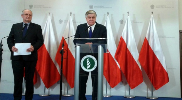 Jurgiel: Prezes stadniny w Janowie oddał się do dyspozycji